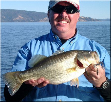 Clear Lake Bass Picture