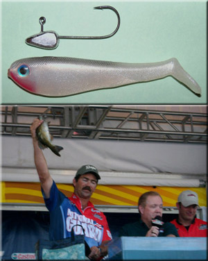 Neil's Mini Swimbait Jighead