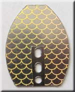Gold Scale Blade Tape